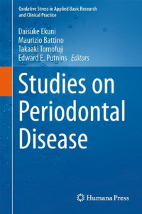 Studies on Periodontal Disease (Oxidative Stress in Applied Basic Research and Clinical Practice)