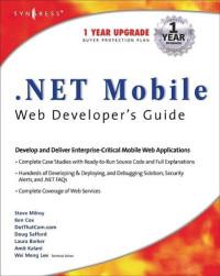 .NET Mobile Web Developer's Guide