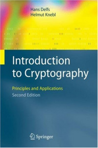Introduction to Cryptography: Principles and Applications