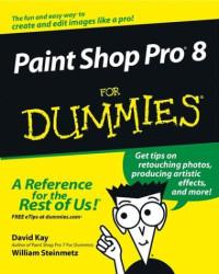 Paint Shop Pro 8 for Dummies