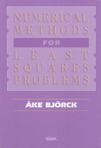 Numerical Methods for Least Squares Problems