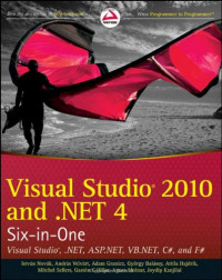 Visual Studio 2010 and .NET 4 Six-in-One (Wrox Programmer to Programmer)