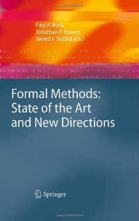 Formal Methods: State of the Art and New Directions