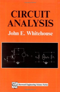 Circuit Analysis (Woodhead Publishing Series in Electronic and Optical Materials)