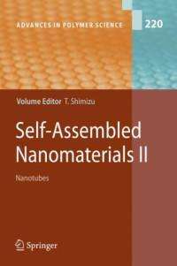 Self-Assembled Nanomaterials II: Nanotubes (Advances in Polymer Science)