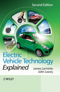 Electric Vehicle Technology Explained