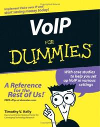 VoIP For Dummies (Computer/Tech)