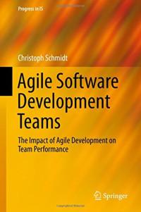 Agile Software Development Teams (Progress in IS)
