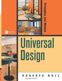 Universal Design: Principles and Models