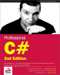 Professional C# (2nd Edition)