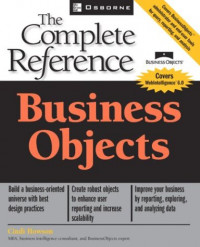 BusinessObjects: The Complete Reference
