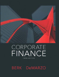 Corporate Finance (3rd Edition) (Pearson Series in Finance)