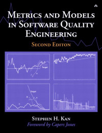 Metrics and Models in Software Quality Engineering, Second Edition