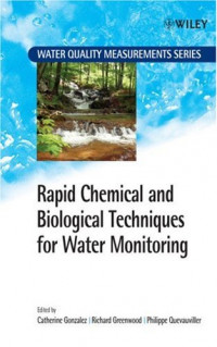 Rapid Chemical and Biological Techniques for Water Monitoring (Water Quality Measurements)