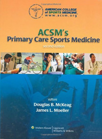 ACSM's Primary Care Sports Medicine