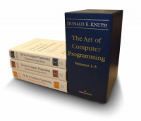 Art of Computer Programming, The, Volumes 1-3 Boxed Set (The Art of Computer Programming Series)