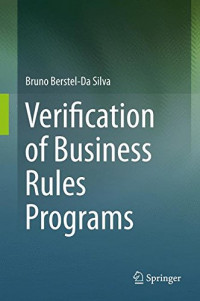 Verification of Business Rules Programs