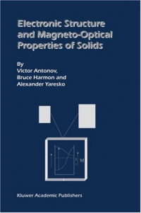 Electronic Structure and Magneto-Optical Properties of Solids