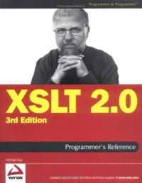 XSLT 2.0 Programmer's Reference (Programmer to Programmer)