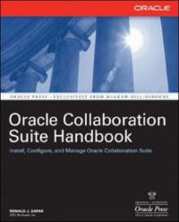 Oracle Collaboration Suite Handbook (Osborne Oracle Press)