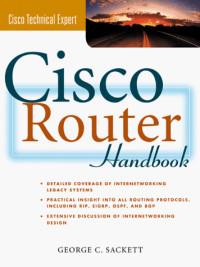 The Cisco Router Handbook