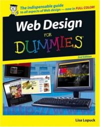 Web Design For Dummies (Computer/Tech)
