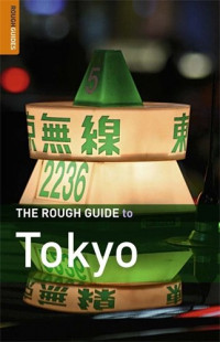 The Rough Guide to Tokyo - 4th Edition