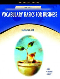 Vocabulary Basics for Business (NetEffect Series)