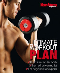 Mens Fitness ultimate workout plan