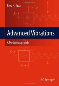 Advanced Vibrations: A Modern Approach