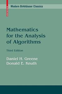 Mathematics for the Analysis of Algorithms