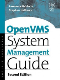 OpenVMS System Management Guide (HP Technologies)