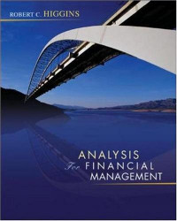 Analysis for Financial Management + S&P subscription card