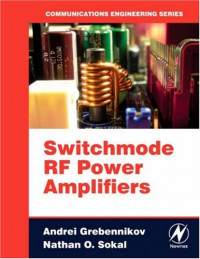 Switchmode RF Power Amplifiers (Communications Engineering)
