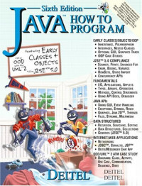 Java™ How to Program, Sixth Edition