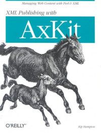 XML Publishing with AxKit