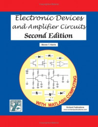 Electronic Devices and Amplifier Circuits with MATLAB Computing, Second Edition