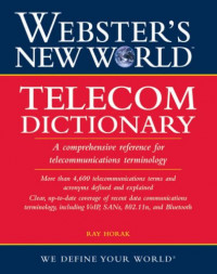 Webster's New World Telecom Dictionary