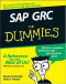 SAP GRC For Dummies (Computer/Tech)