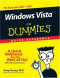 Windows Vista For Dummies Quick Reference (Computer/Tech)