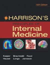 Harrison's Principles of Internal Medicine 16th Edition