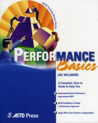 Performance Basics (ASTD Training Basics)