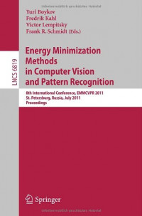 Energy Minimization Methods in Computer Vision and Pattern Recognition: 8th International Conference, EMMCVPR 2011