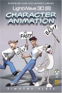 Lightwave 3D Character Animation