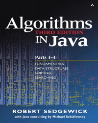 Algorithms in Java: Parts 1-4, Third Edition