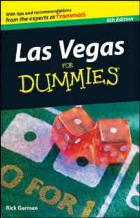 Las Vegas For Dummies (Dummies Travel)