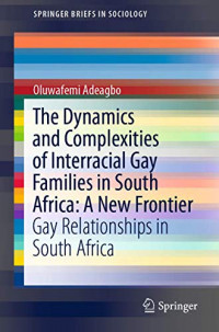 The Dynamics and Complexities of Interracial Gay Families in South Africa: A New Frontier: Gay Relationships in South Africa (SpringerBriefs in Sociology)