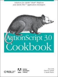 ActionScript 3.0 Cookbook