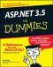 ASP.NET 3.5 For Dummies (Computer/Tech)
