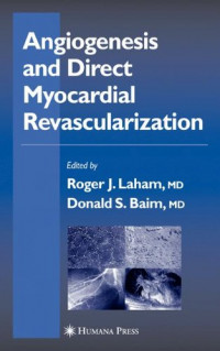 Angiogenesis and Direct Myocardial Revascularization (Contemporary Cardiology)